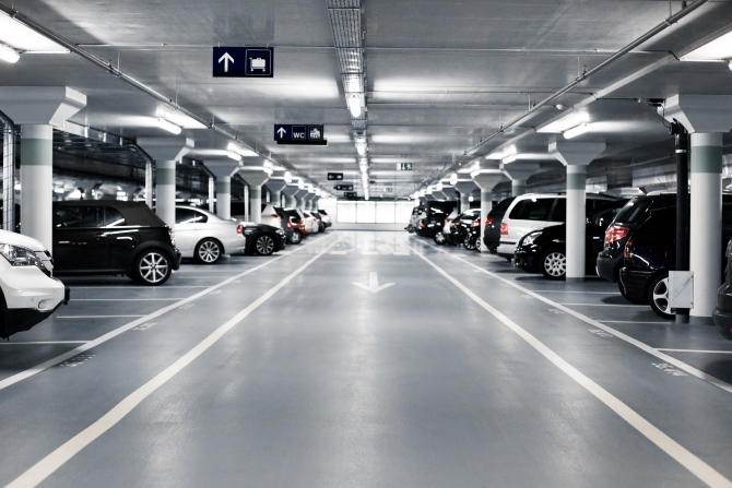 Аренда парковочных мест